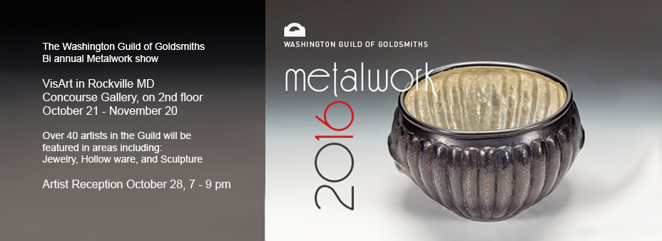 Washington guild of goldsmiths for Jewelry by design rockville md